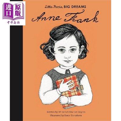 小人物大夢想: 安妮·弗蘭克 Little People,Big Dreams 獨立閱讀入門 兒童科普繪本 名人科普 7