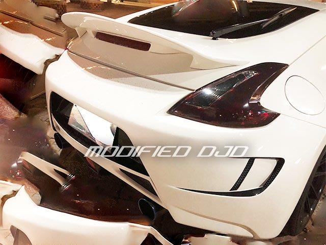 DJD19090132 NISSAN 370Z370Z Z34  Type-N尾翼套件  依當月版本報價為準