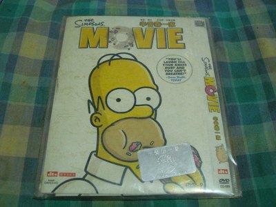 The Simpsons Movie辛普森一家電影DVD A38