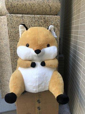 購Happy~GOFFA 28吋坐姿動物玩偶
