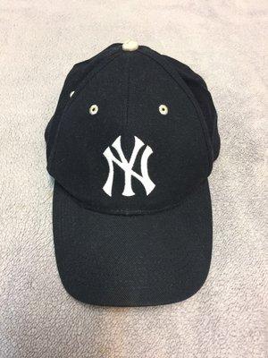 正品美國大聯盟棒球帽GENUINE MERCHANDISE黑色男帽