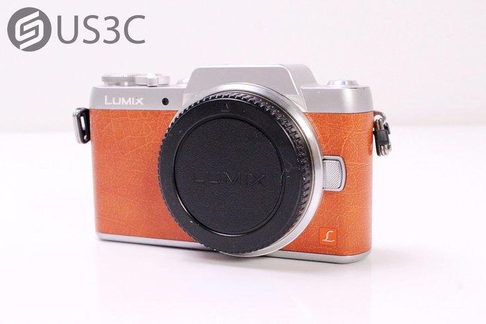 【US3C台中店】公司貨 Panasonic Lumix DMC-GF8 單機身 微單眼 觸控螢幕 WiFi 二手相機