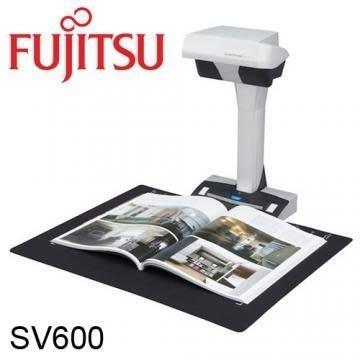 (JAJAJA)最新款 富士通 Scan SV600 FI-SV600A數位化A3彩色掃描器 日本原廠/書籍