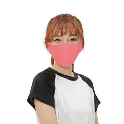 【勤逸軒】Prodigy超透氣MIT防曬立體口罩-甜美粉2入