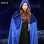 cosplay服裝服飾正韓國版萬圣節服裝成人兒童披風女巫婆黑死神斗篷吸血鬼cosplay化妝舞會11-6