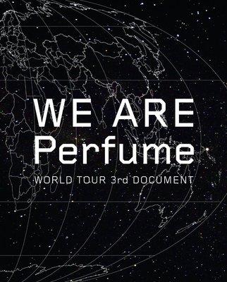 毛毛小舖--藍光BD WE ARE Perfume -WORLD TOUR 3rd DOCUMENT(初回限定盤)