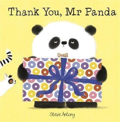 *小貝比的家*THANKS YOU, MR PANDA/平裝/禮儀/3-4歲小班/品德教育