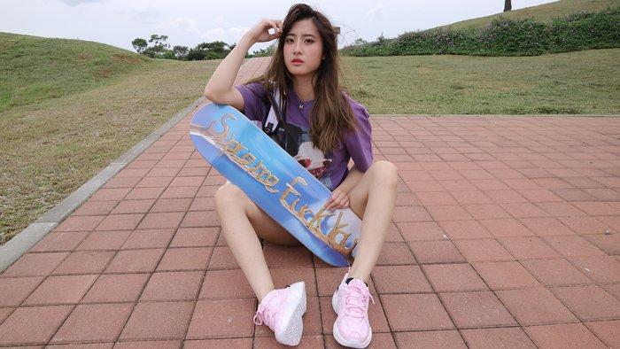 玉米潮流本舖 PALACE MIXER T-shirt 白 灰 黑 紫 四色