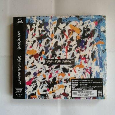 ONE OK ROCK Eye of the Storm CD+DVD@XI31227