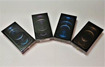 e世代全新現貨可刷卡蘋果APPLE iPhone 12 Pro 128G 空機5G上網6.1吋螢幕公司貨保固1年金銀藍