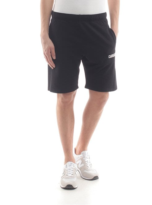 ☆AirRoom☆【現貨】CARHARTT WIP COLLEGE SWEAT SHORT 黑色 短褲 I024673
