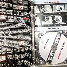 The Beatles 披頭四 - Let It Be...NAKED 原音重現(台灣獨佔精裝宣傳CD)
