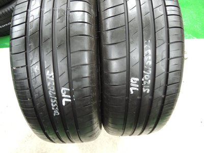 [日興隆] 中古胎 GOOD YEAR 固特異 EFFICIENT GRIP RSC 205/55/17 極深落地胎