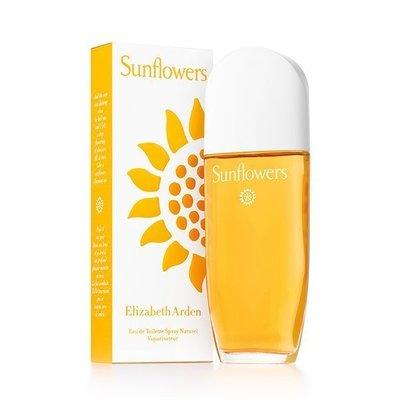 【美妝行】Elizabeth Arden Sunflowers 雅頓 向日葵 女性淡香水 100ml