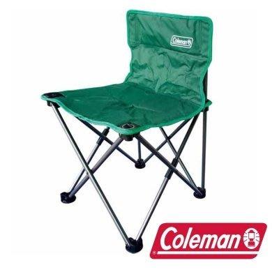 【山野賣客】Coleman 草原綠吸震摺椅 CM-3101J 折疊椅 休閒椅 露營椅