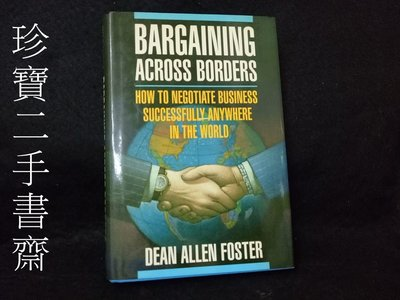 【珍寶二手書齋3B4】Bargaining Across Borders: 0070216479