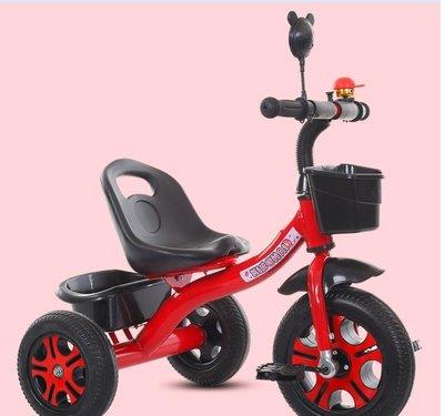 兒童兒童腳踏車 孩兒童三輪車1-3-2-6歲大號寶寶手推腳踏車自行車童車小孩玩具