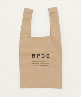 現貨到 全新日本正品 BPQC スクエア型エコバックM