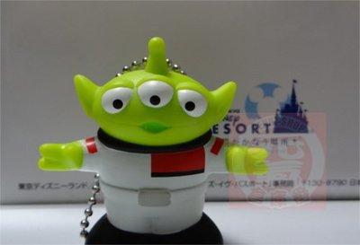 【超絕版】限定 Disney TOYS 玩具總動員 Tokyo Disneyland 樂園內限定  三眼怪 三眼仔-D