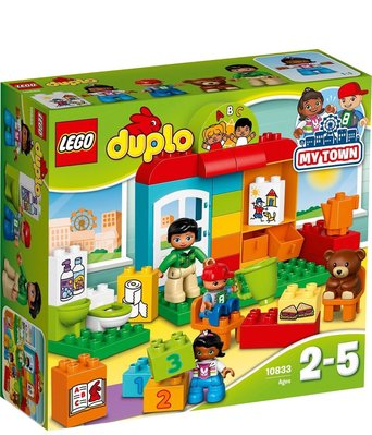 LEGO 樂高  Duplo My Town Preschool我的幼兒園(預購)