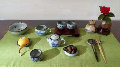 陳永皓先生--茶席分享