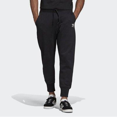 Adidas 愛迪達 純棉長褲 男子長褲 棉褲 休閒素色長褲 百搭時尚舒適長褲 男士长裤 XS-XL 款號:FH7886