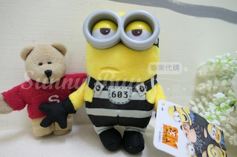 【Sunny Buy玩具館】◎現貨◎ MINIONS 囚犯 湯姆 Tom 小小兵/神偷奶爸