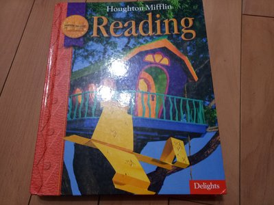 ESL Houghton Mifflin Reading Delights美國小學教材. 西文繪本.2.2