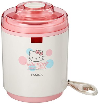 日本代購 TANICA日本製 YM-800-KT凱蒂貓 Hello Kitty 優格機 優酪乳 發酵機 預購