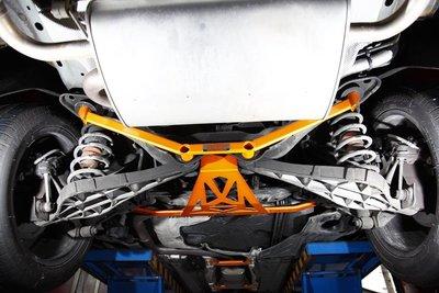 SUMMIT VOLVO XC60 合金鋼 後下四點式結構桿 CS車宮車業