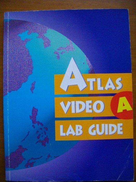 出清~Atlas video lab guide A+B~