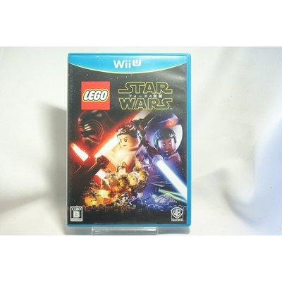 [耀西]二手 純日版 任天堂 Wii U WiiU 樂高 星際大戰 原力覺醒 含稅附發票