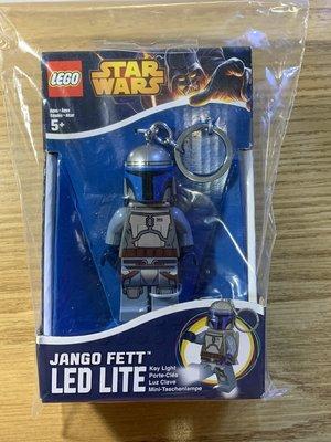 LEGO JANGO FETT ~ LED LITE ~ Key Light