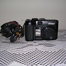 Nikon Coolpix P6000 數位相機