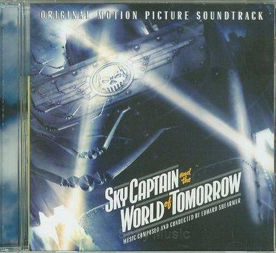 《絕版專賣》明日世界 / Sky Captain And The World Of Tomorrow 電影原聲帶