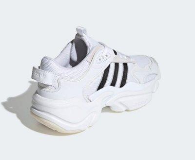 GOSPEL【ADIDAS ORIGINALS MAGMUR RUNNE】白黑 老爹鞋 女鞋 EE5139