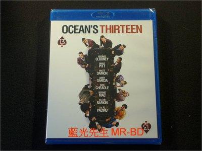 [藍光BD] - 瞞天過海:十三王牌 Ocean`s Thirteen - 13王牌