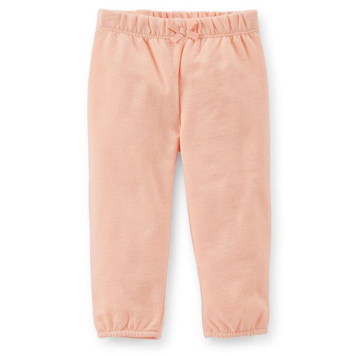 【Nichole's歐美進口優質童裝】Carter's 女童棉質束口家居長褲 *Old Navy/OshKosh