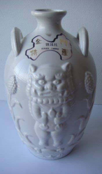 風獅爺空酒瓶-80