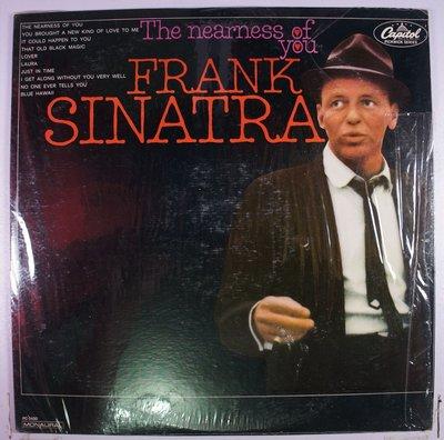 《二手美版黑膠》Frank Sinatra - The Nearness Of You