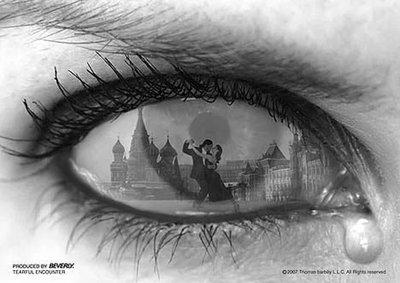 日本進口拼圖 Tearful Encounter 淚眼中的相會 Thomas Barbey 300片拼圖 S73-512