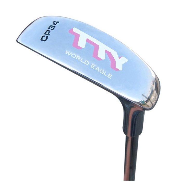 TTYGJ 高爾夫球桿 男女雙面切桿 初學練習桿鐵桿身碳素