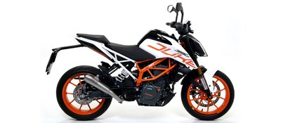 【ARROW】KTM DUKE390 DUKE 390 RC 390 RC390 尾段管 Pro-Race系列 17-