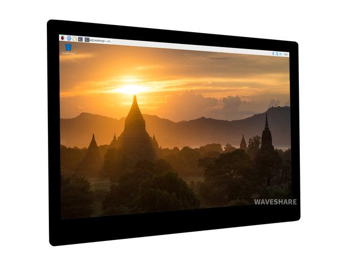 【莓亞科技】樹莓派11.6吋(H)電容式觸控螢幕(1920×1080 HDMI LCD 無外殼,含稅現貨NT$3280)