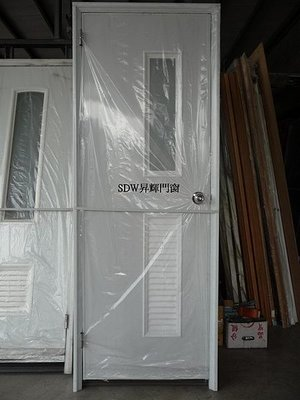 《特價彩繪塑鋼門系列》 多款型式可選擇,門市現品供應中~! 不用等喔~!