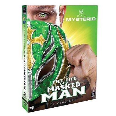 ☆阿Su倉庫☆WWE摔角 Rey Mysterio: The Life of a Masked Man DVD 619面具人生最新發行專輯 熱賣特價中