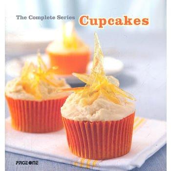 杯子蛋糕 食譜 英文原版 The Complete series Cupcakes PageOne 2010
