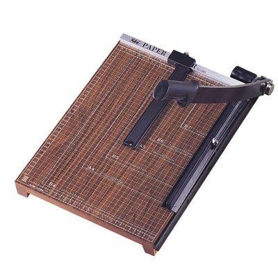【廣盛文具】徠福 LIFE NO.302 A3裁紙機 A3裁刀 A3切紙機 A3切台 木製
