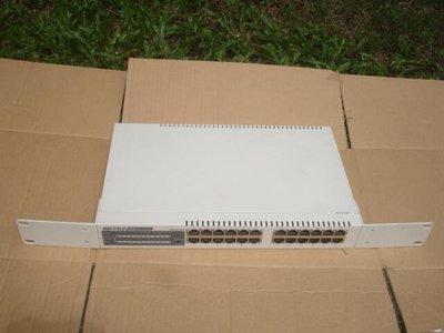 【電腦零件補給站】Buffalo LSW3-GT-24NSR 24埠 Gigabit 網路交換器 新北市