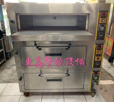 中古 二手 EGO 3門6盤烤箱